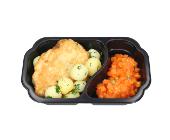 Filet drobiowy, ziemniaki gotowane i marchewka gotowana - miniaturka - raz na wozie