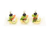Tartinki wegetariańskie - miniaturka - raz na wozie